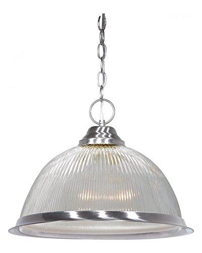 Prismatic Dome Pendant Light in US - 9