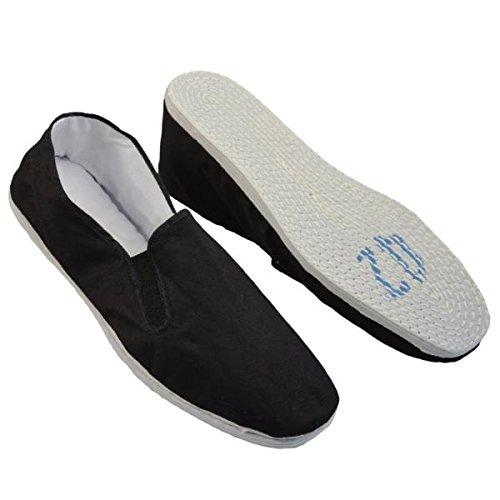 Budodrake Qi-Gong Schuhe mit Stoffsohle