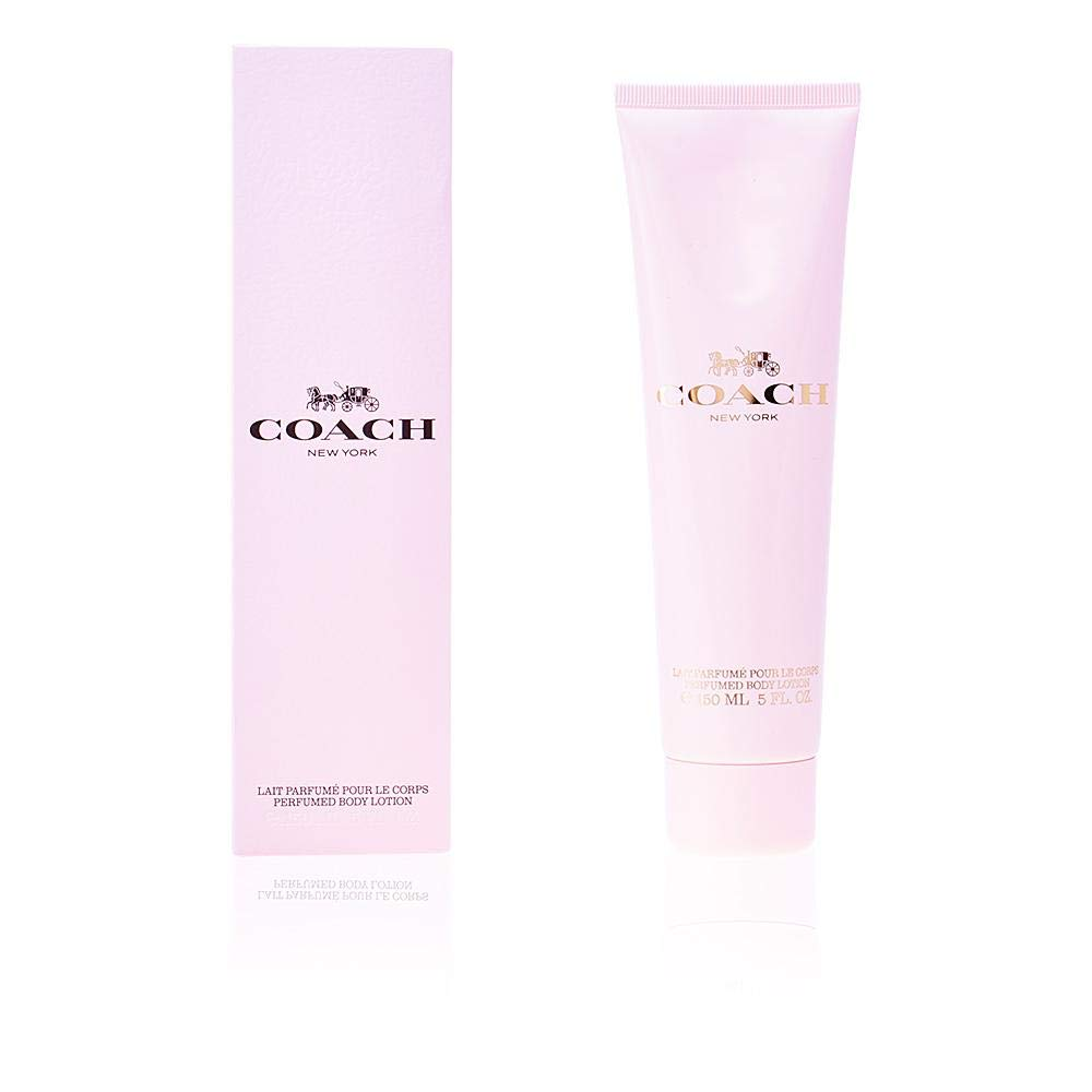 Coach New York Perfumed Body Lotion for Women, 5 Fl Oz