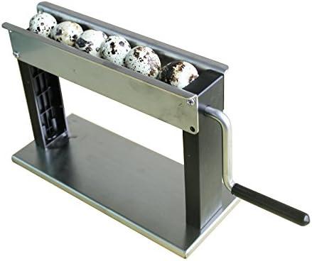 zzopne pelador de Huevos de codorniz Huevos de codorniz pájaro máquina de pelador Inoxidable máquina Sheller casa