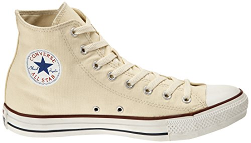 Converse Chuck Taylor All Star Core Tela High Top Sneaker Bianco Naturale