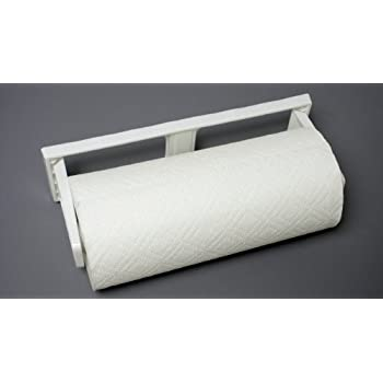 Amazon Com Rubbermaid 2361 Rd Wht Paper Towel Holder
