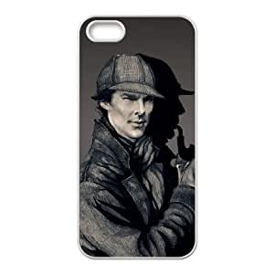 C-EUR Diy Sherlock Hard Back Case for Iphone 5c 5c