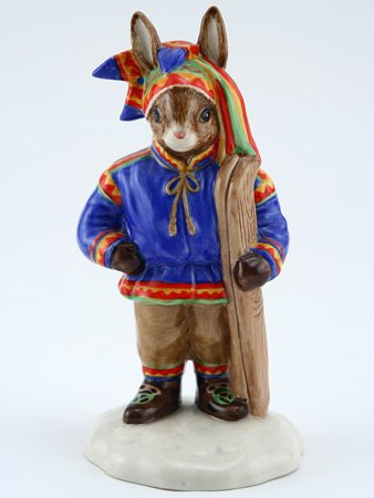 Bunnykins Winter Lapland DB297 Figurine