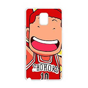 Slam Dunk Samsung Galaxy Note 4 Cell Phone Case White P6696250