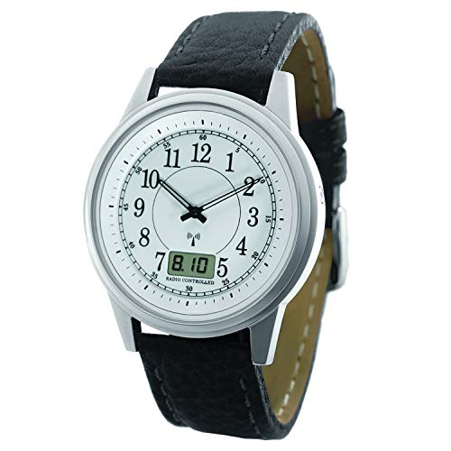 - La Crosse Technology EH-23SA Stainless Steel Atomic Watch