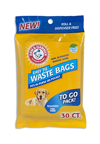 Arm Hammer Waste Bags Silver
