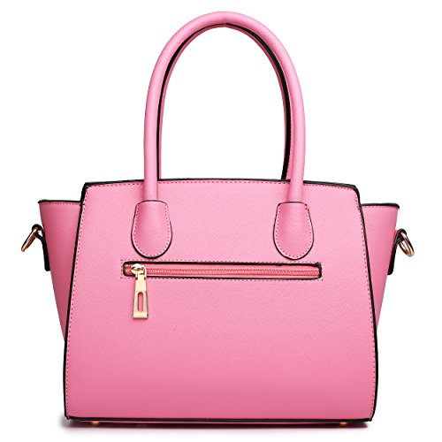 Miss pour à à porter Rose Sac l'épaule femme Lulu moyen q1wrEqnC64