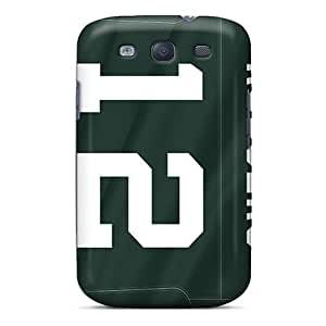 Shock-dirt Proof Green Bay Packers Cases Covers For Galaxy S3