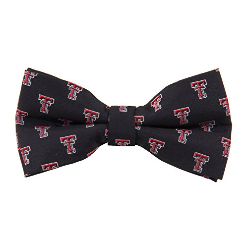 - Eagles Wings EAG-9965 Texas Tech Red Raiders Repeat NCAA Bow Tie