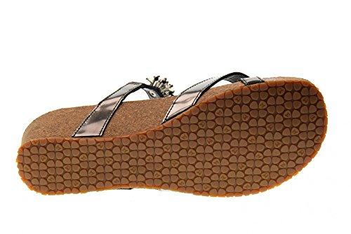 Ingrid Chaussures Mephisto Grey Gris pour Femmes 8xtww1q6UF