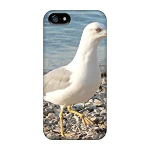 Anti-scratch And Shatterproof Water Bird 02 Phone Case For Iphone 5/5s/ High Quality Tpu Case by mcsharks