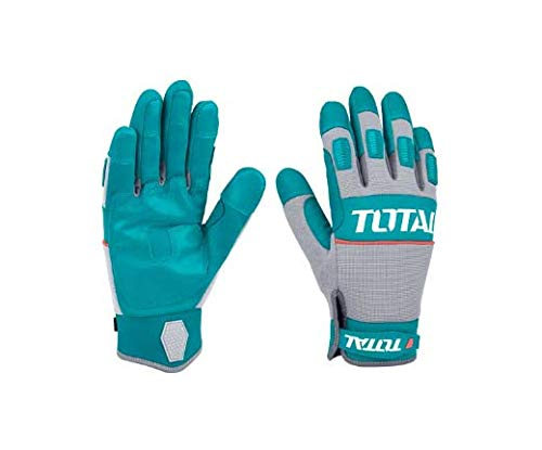 MR LIGHT TOTAL Mechanic Gloves (Multicolour) 1