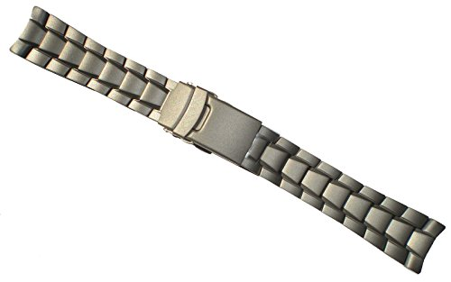 TRASER Luminox Titanium Watch Band 3600 / (Titanium Navy Seal)