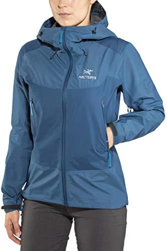 (ARC'TERYX Beta SL Hybrid Jacket Women's (Poseidon, Small))