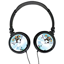 Plants Vs Zombies Christmas Custom Ear Lightweight Foldable Noise Reduction Stereo Portable Music Gaming Headset