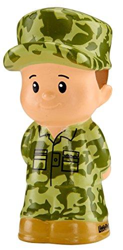 Héroe militar de Fisher-Price Little People