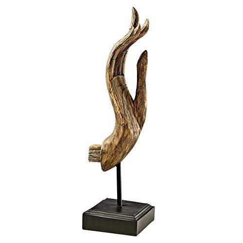 Design Toscano Buddha Mudras Sculpture, Right