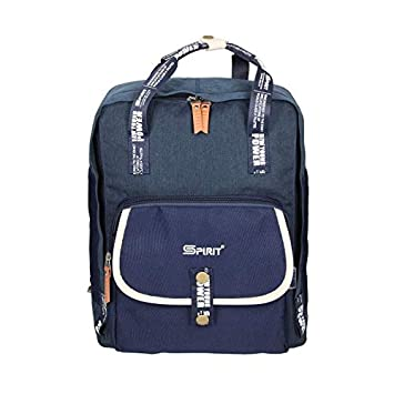 9171af6ef3986 Spirit Schulrucksack City Rush 02 blau  Amazon.de  Koffer