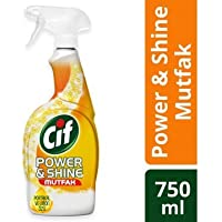 Cif Power & Shine Ultra Yağ Çözücü 750 ml