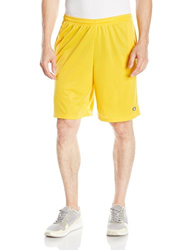 Champion Mens Long Mesh Short with Pockets
