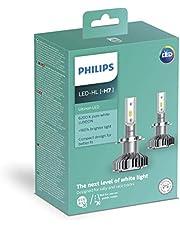 Lâmpada Farol Led H7 12V - Philips 11972ULWX2