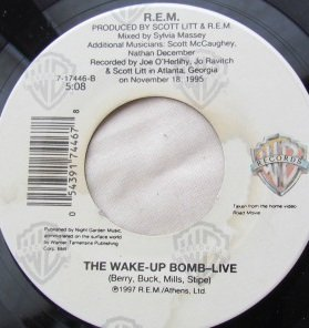 R.E.M. - Electrolite  The Wake-Up Bomb-Live - Zortam Music