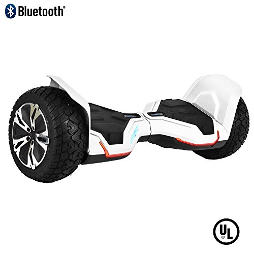 Levit8ion Latest 2018 REDESIGNED XTREME G2 8.5' Off Road UL 2272 Hoverboard! 700w Dual Motor All...
