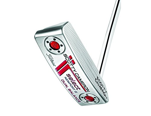 Titleist Scotty Cameron Select Newport 2 Dual Balance Putter Steel Right Handed...