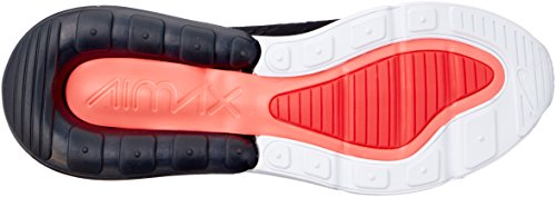 Black Max Uomo Red Anthracite da NIKE 002 White 270 Basse Multicolore Solar Ginnastica Air Scarpe SqzwA
