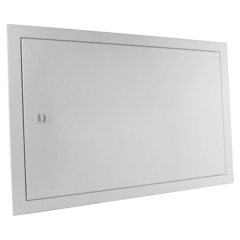Verteilerkasten IP54 DARP-48 2x24 Unterputz Alut/ür Unterverteiler Sicherungskasten 9.224 E-P 6743