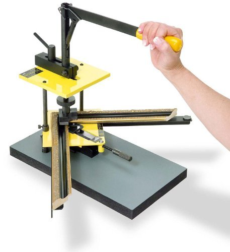 ICShopToday Logan Pro  –   framing F49  studio Joiner morsetto by Logan Graphic Products