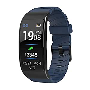 Amazon.com: Star_wuvi Fitness Tracker Bluetooth Smart Watch ...