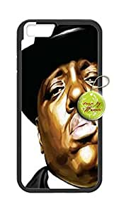 """Biggie Smalls Hard Case Cover Back Skin Protector For Iphone6 4.7""""."""
