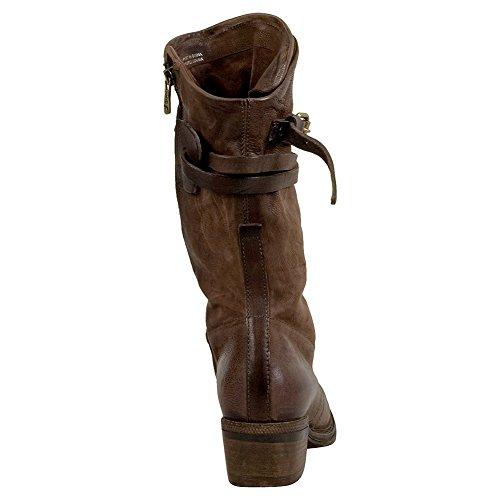 As98 Carter Femme Mi-mollet Boot Chocolat