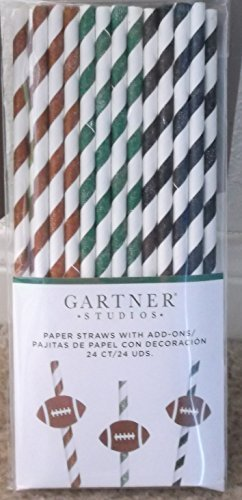 gartner-studios-paper-straws-with-add-ons-football-theme-straws-and-football