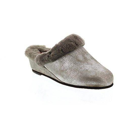 Pantofole Pantofole Pantofole Donna Sibille Argento Sibille Manz Argento Sibille Manz Donna Manz zWfFOdnc