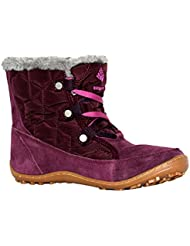 Columbia Womens Powder Summit Shorty Waterproof Boots