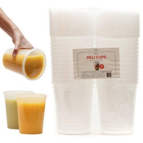 32 ounce deli cup - 8