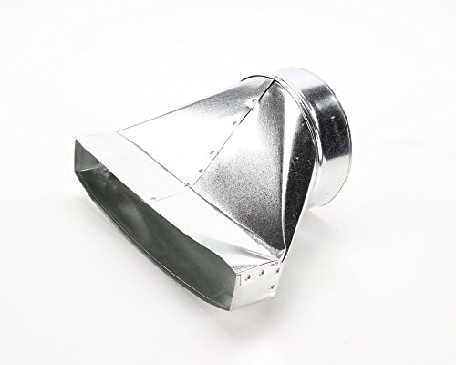 Bakers Pride R3087X Flue Adapter
