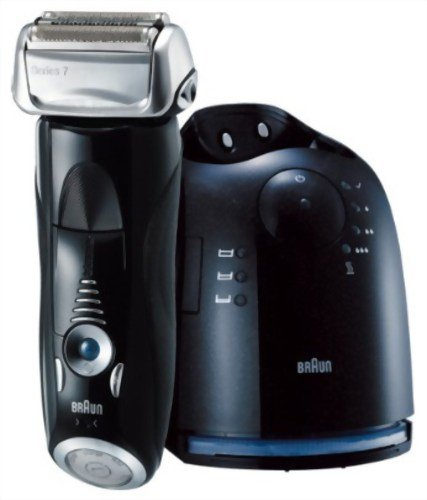 Braun Series 7-760cc-4 Shaver System (Braun 7 Cleaning Cartridge compare prices)