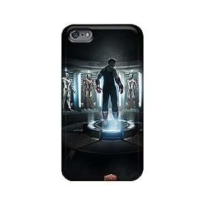 AnnaDubois Iphone 6plus Shock-Absorbing Hard Phone Case Support Personal Customs Stylish Ant Man Pattern [CwL20010CxWM]