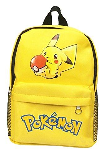 BSBL-Pokemon-Pikachu-de-la-historieta-del-morral-colorido-del-morral-de-22-12-33-cm