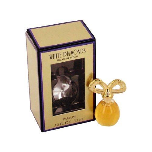 WHITE DIAMONDS by Elizabeth Taylor Mini Perfume .12 oz by Elizabeth Taylor 0.12 Ounce Perfume