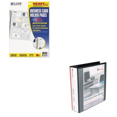 Amazoncom Kitcli61217unv20981 Value Kit Universal Round Ring