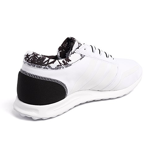 adidas Damen Los Angeles Sneaker White/Black