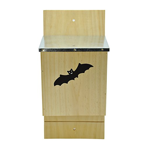 Gardirect Natural Wildlife Bat House, Bat Box