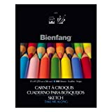 Bienfang R237130 Take Me Along 11 by 14-Inch Pad of Sketching Paper, 100 Sheets by Bienfang