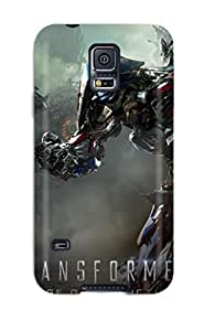 Cute High Quality Galaxy S5 Transformers 4 Age Of Extinction 2014 Case