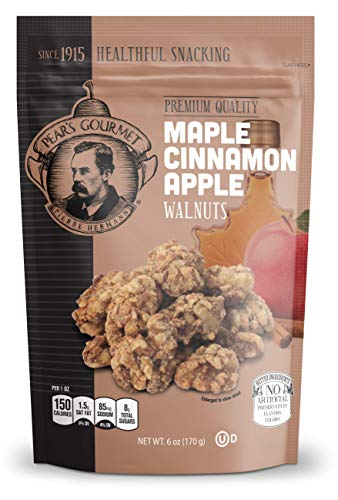 Maple Cinnamon Apple Walnuts - 6 ()